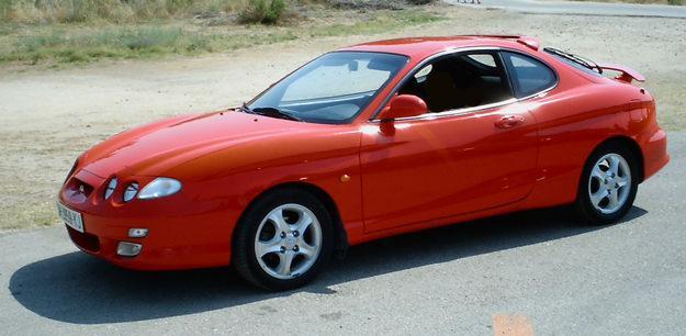 Hyundai Coupe 1.6 i 16V