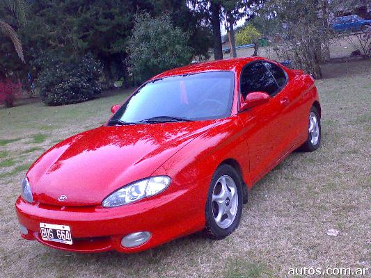 Hyundai Coupe 2.0 i 16V AT