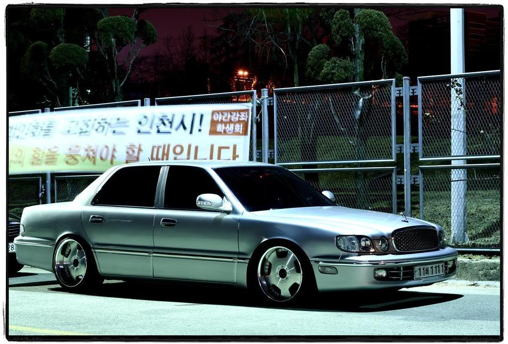 Hyundai Dynasty 3.0 i V6 24V
