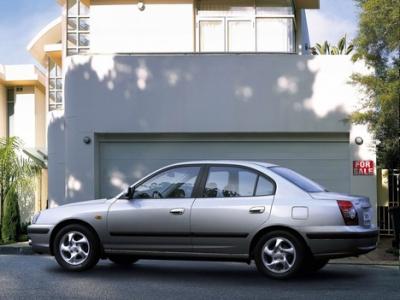 Hyundai Elantra 2.0 143hp AT