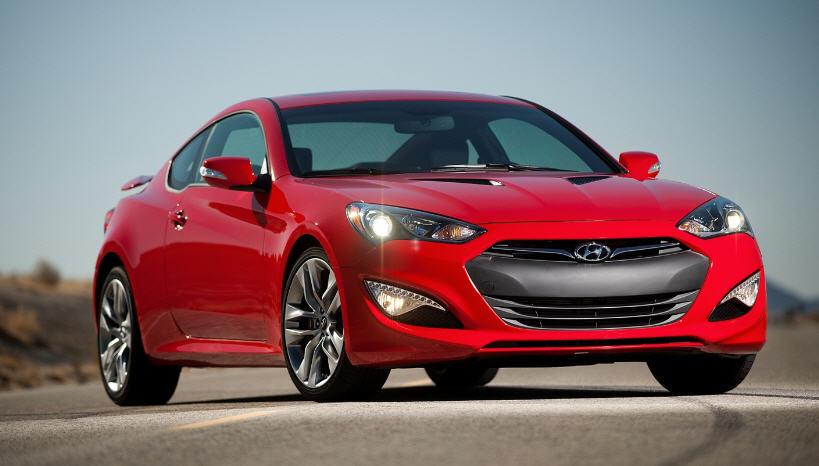 Hyundai Genesis 2.0i Turbo AT Performance