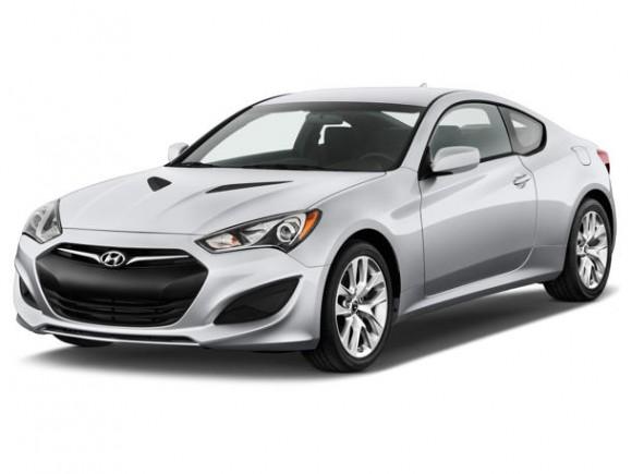 Hyundai Genesis Coupe 3.8 Track Auto