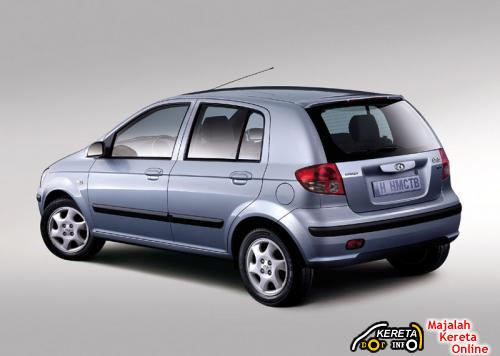 Hyundai Getz 1.6 AT
