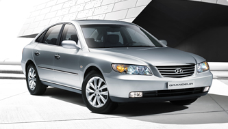 Hyundai Grandeur 3.3 V6