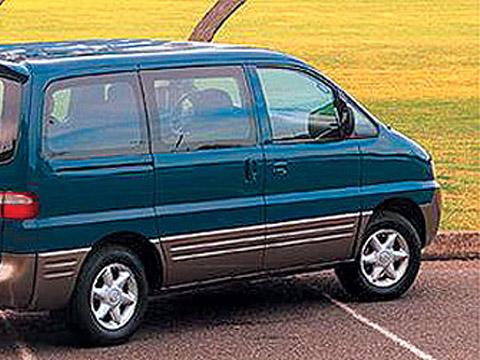 Hyundai H1 2.5 TD LWB