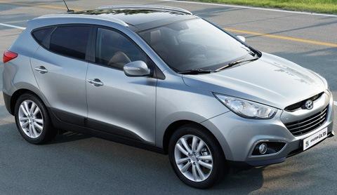 Hyundai ix35 2.0 150 hp 4WD AT Style