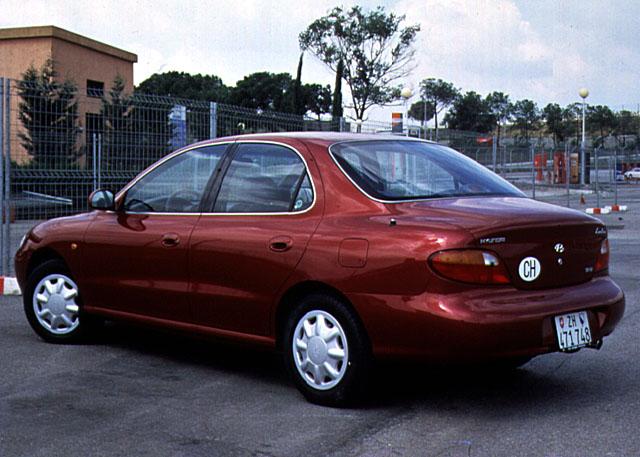 Hyundai Lantra 1.9 D