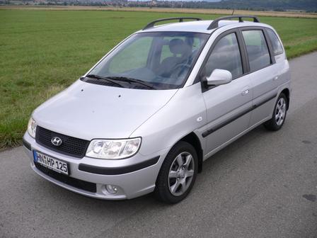 Hyundai Matrix 1.5 CRDi GLS