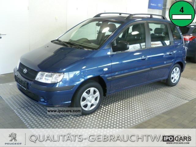 Hyundai Matrix 1.6 GL