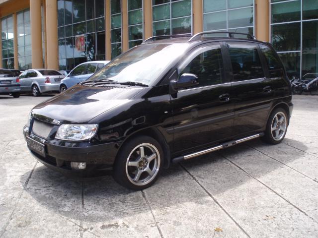 Hyundai Matrix 1.8 GLS