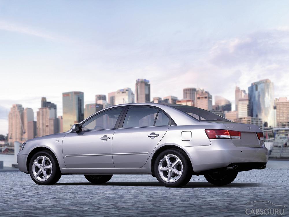 Hyundai NF Sonata 3.3 AT
