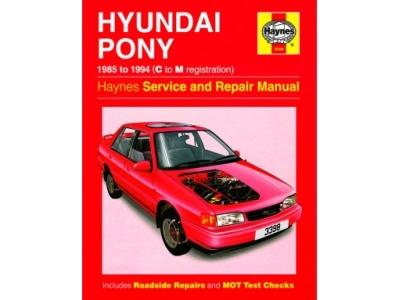 Hyundai Pony 1.3 Saloon