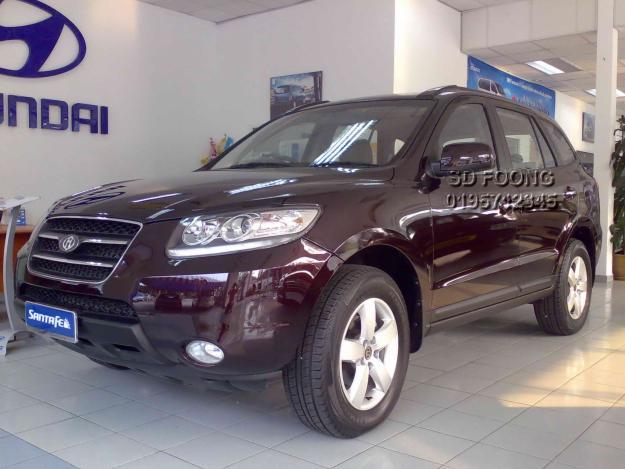 Hyundai Santa Fe 2.2 CRDi