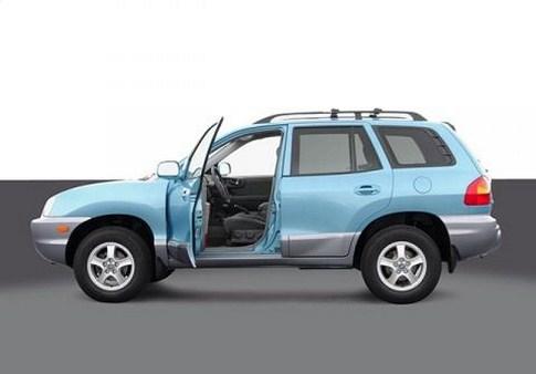 Hyundai Santa Fe 2.7 GLS