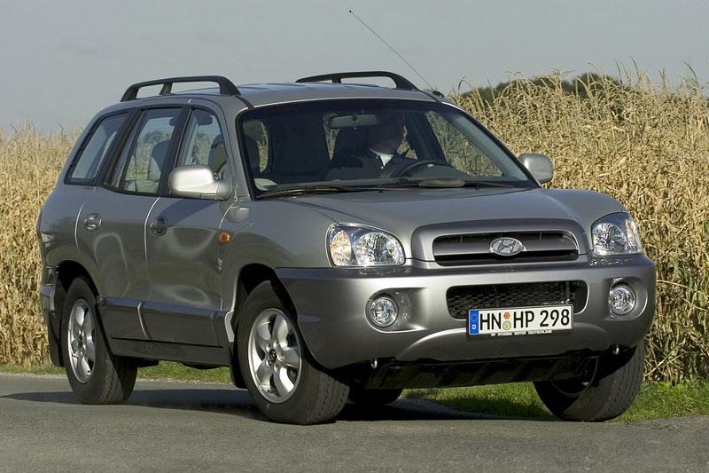 Hyundai Santa Fe 2.4 i 16V 4WD