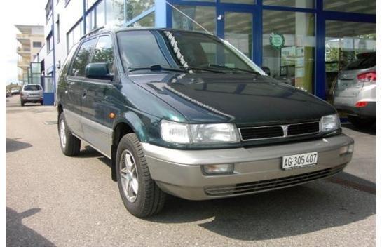 Hyundai Santamo 2.0 i 16V 4X4