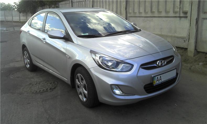 Hyundai Solaris 1.4 MT Optima
