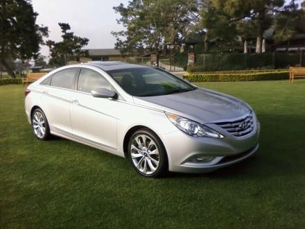 Hyundai Sonata 2.4 AT Style