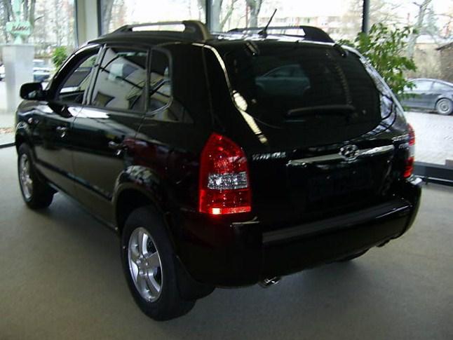 Hyundai Tucson 2.0 GLS 4WD