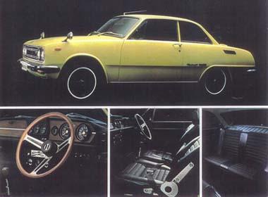 Isuzu Bellett 1600 GT