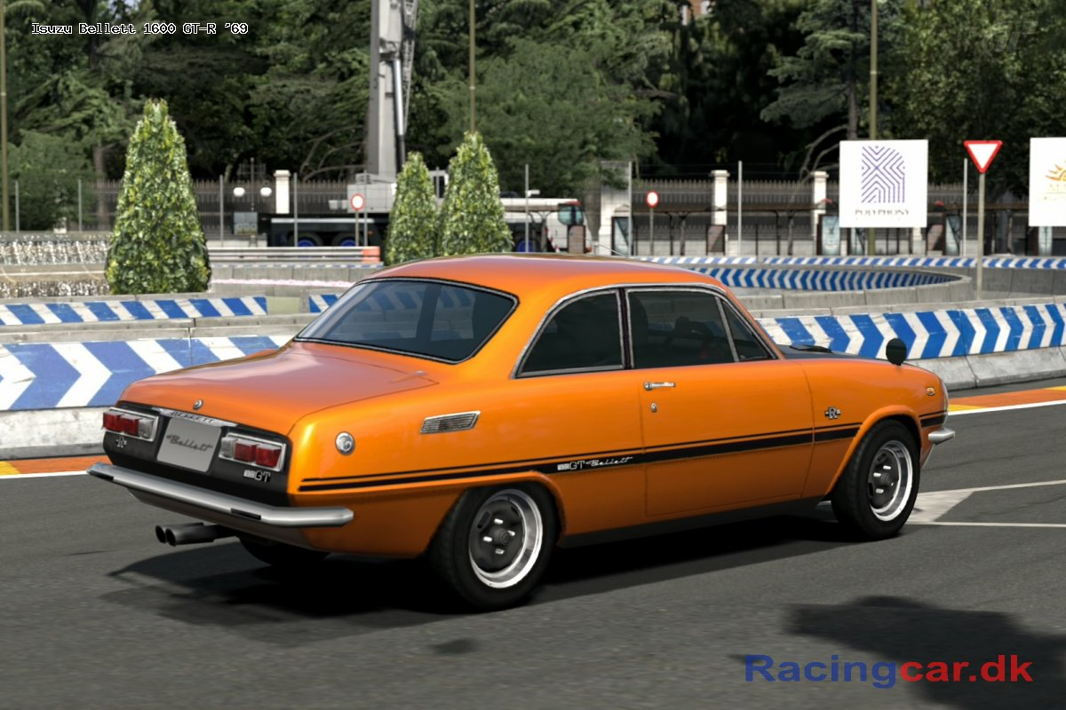 Isuzu Bellett 1600 GTR