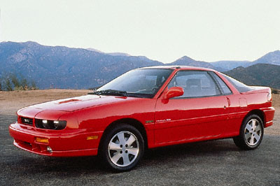 Isuzu Impulse RS