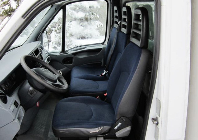 IVECO Daily 2.3 D 116hp MT