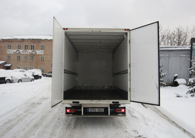 IVECO Daily 3.0 D EEV 140hp MT