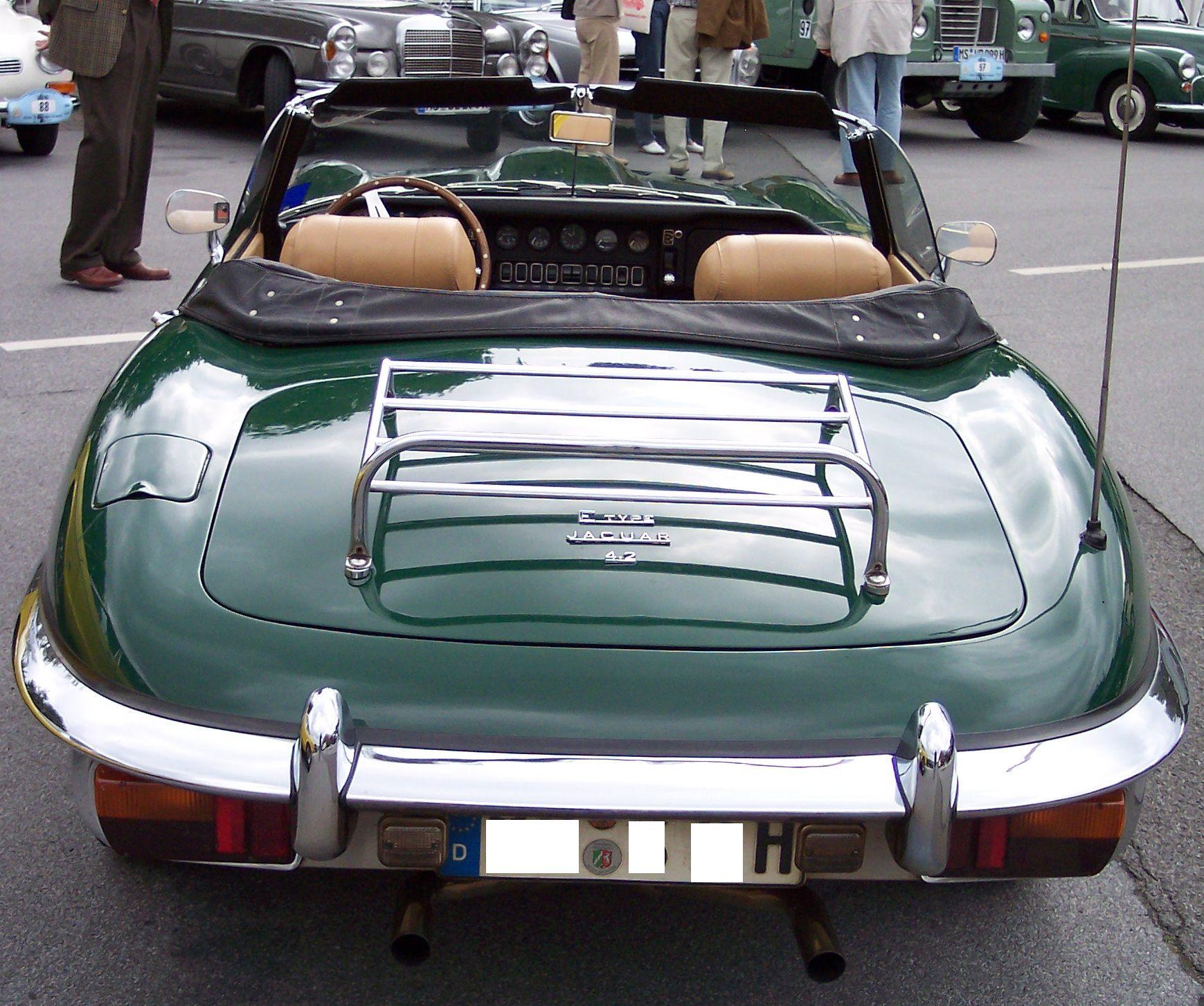 Jaguar E Type 4.2