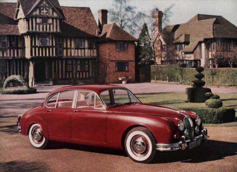 Jaguar MK II
