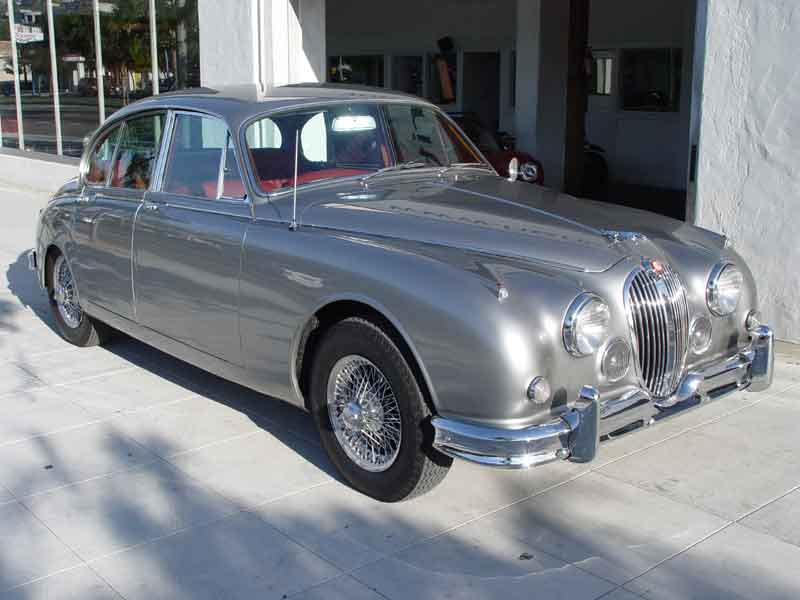 Jaguar MK II 3.8