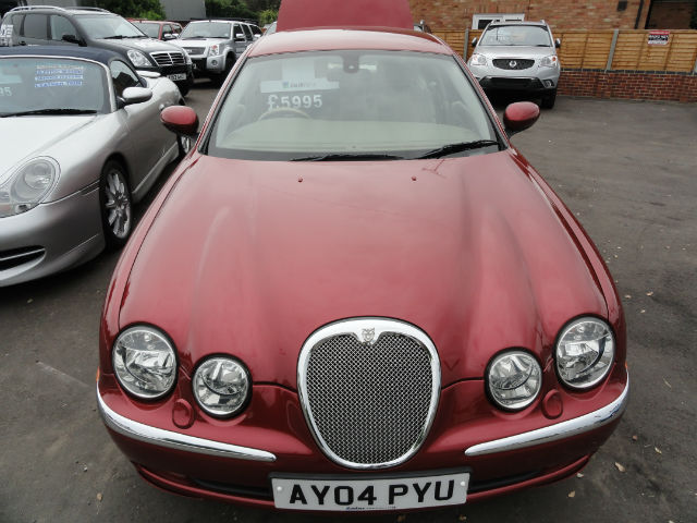 Jaguar S-Type 2.5 V6 SE