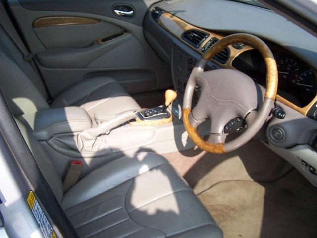 Jaguar S-Type 3.0 V6 SE