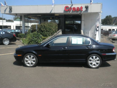Jaguar X 2.5 i V6 24V MT