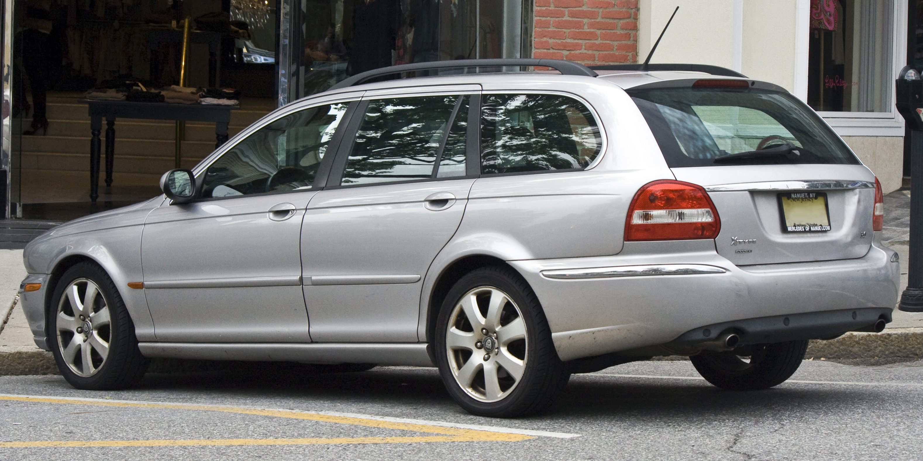 Jaguar X 3.0