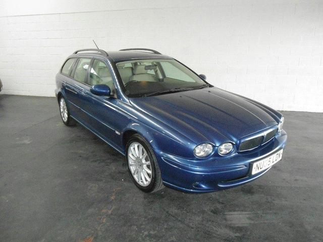 Jaguar X-Type 2.0 D Estate