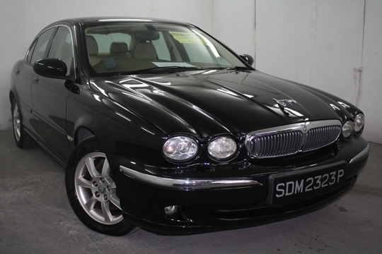 Jaguar X-Type 2.0 SE