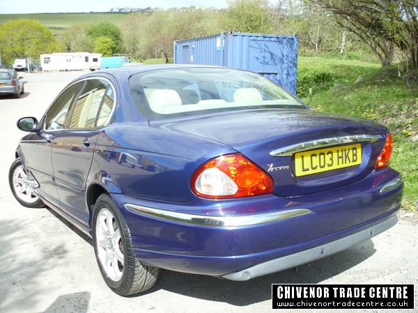 Jaguar X-Type 2.0 V6 SE Automatic