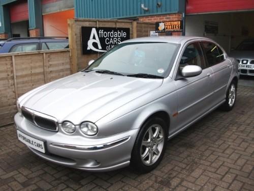 Jaguar X-Type 2.0 V6 SE Estate
