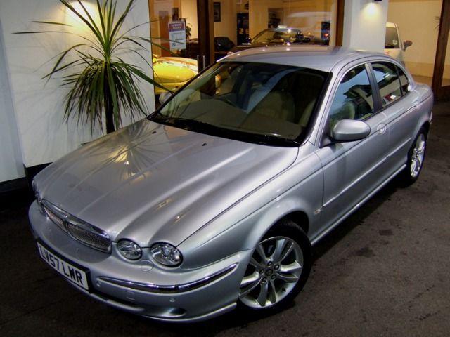 Jaguar X-Type 2.2 D SE