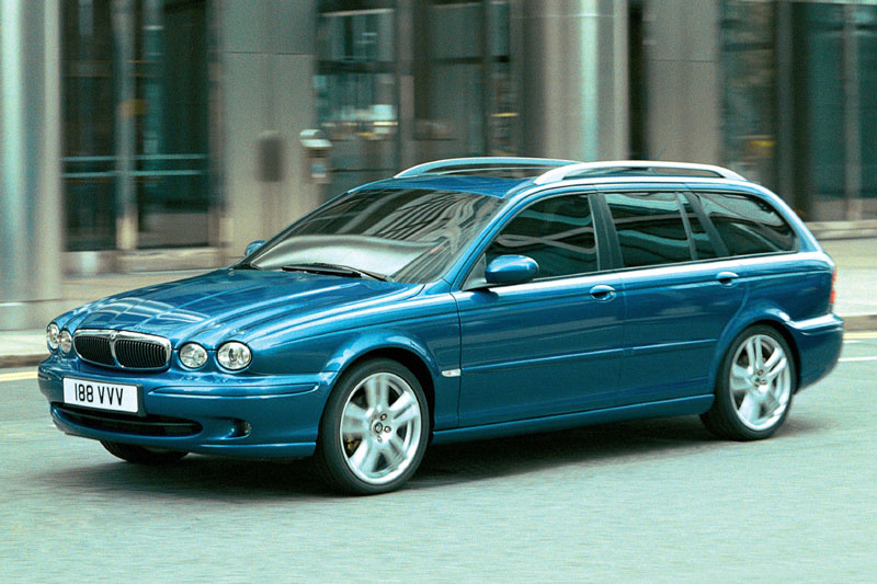 Jaguar X-Type Estate 2.5 V6 Automatic