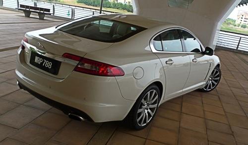 Jaguar XF 3.0 V6