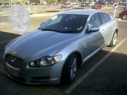 Jaguar XF 3.0DS Premium Luxury