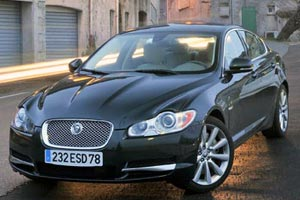 Jaguar XF 5.0 AT Portfolio