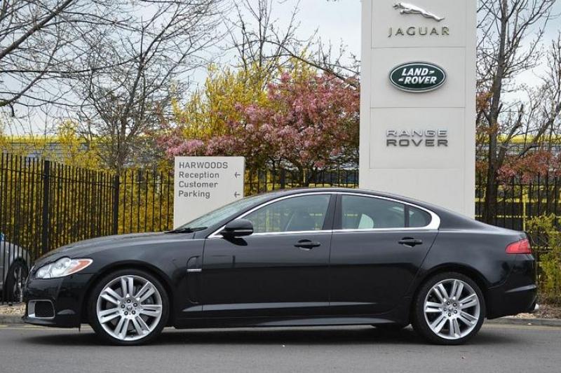Jaguar XFR 5.0 AT ZFR