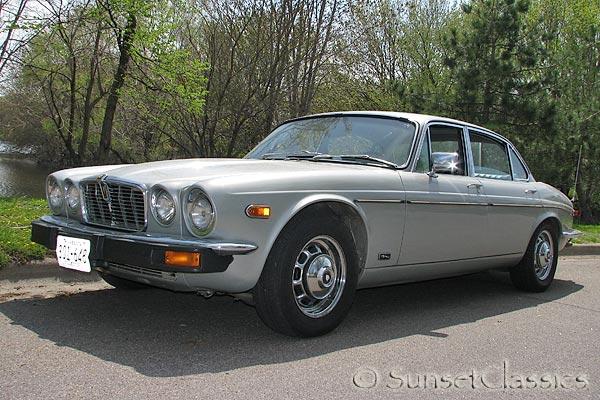 Jaguar XJ 12 5.3