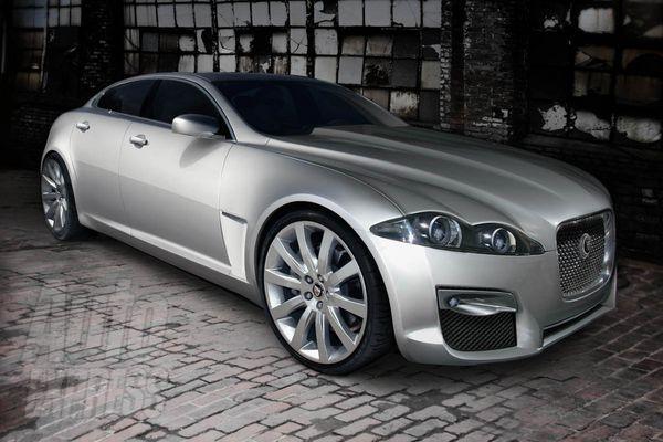Jaguar XJ 5.0