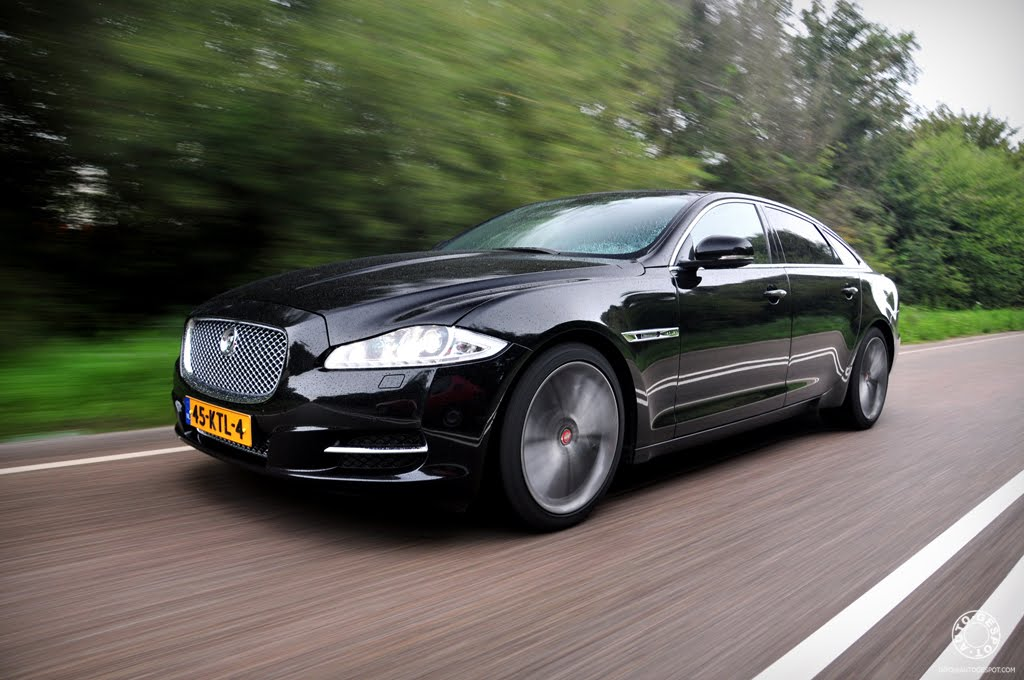 Jaguar XJ 5.0 Supercharged