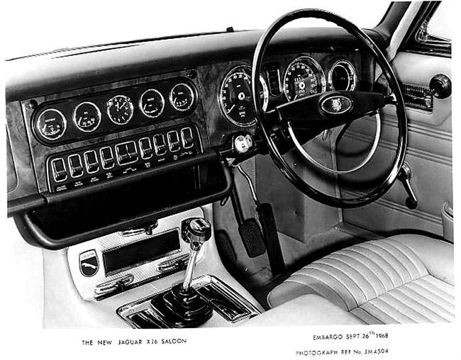Jaguar XJ 6 2.8
