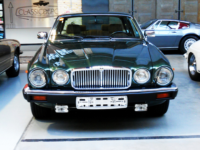 Jaguar XJ Sovereign V12